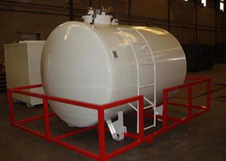 instalacion deposito gasoil