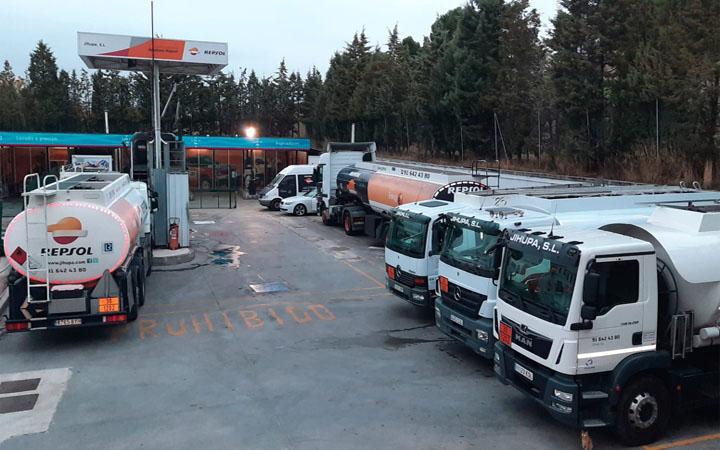 legalizacion instalaciones gasoil madrid