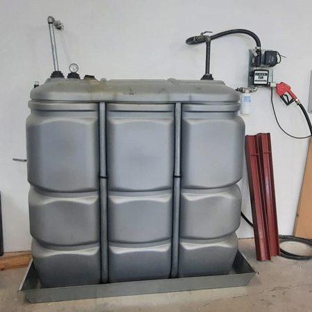 limpieza deposito gasoil madrid