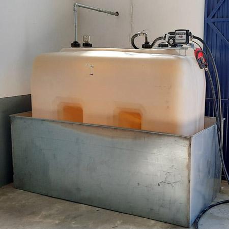 limpieza depositos combustible madrid