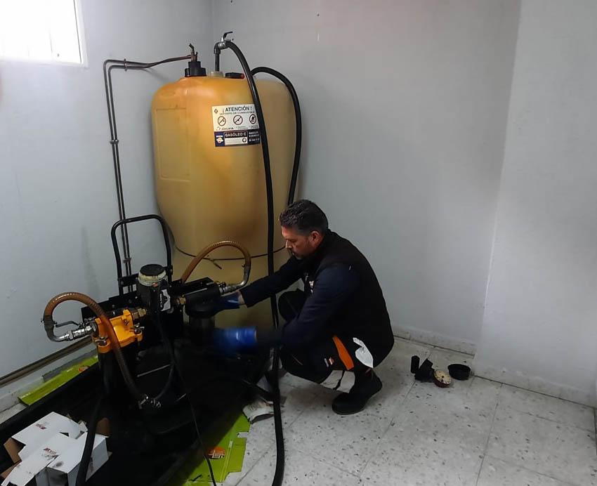 limpieza depositos gasoil madrid